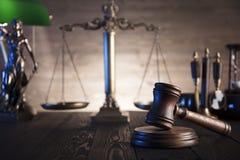 Концепция юридической системы стоковая фотография