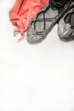 Концепция людей фестиваля лета Баскония танцуя Стоковая Фотография RF