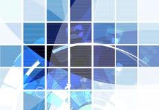 Концепция для корпоративного бизнеса новой технологии Стоковое Изображение RF
