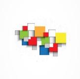 Концепция для корпоративного бизнеса & развития новой технологии Стоковое Изображение RF
