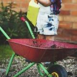 Концепция Acitivity ребенка отрочества отродья ребенк стоковая фотография rf