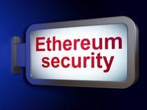Концепция Blockchain: Безопасность Ethereum на предпосылке афиши