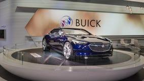 Концепция Buick Avista стоковые фото