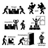 Концепция Cliparts дела Корпоративн Компании бесплатная иллюстрация