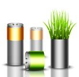 Концепция Eco Стоковая Фотография