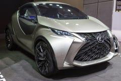 Концепция 2015 Lexus LF-SA Стоковые Изображения RF