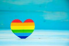 Концепция LGBT Стоковая Фотография