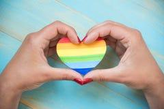 Концепция LGBT Стоковые Фото