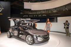 Концепция Opel Монцы - мировая премьера стоковая фотография