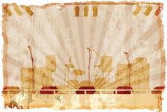 концертный зал Бесплатная Иллюстрация
