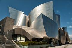 Концертный зал Walt Disney Стоковые Фото