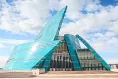 Концертный зал - Астана стоковые изображения