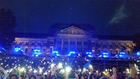 Концерт Дрезден Стоковые Изображения RF
