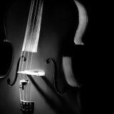 Концерт музыки виолончели Стоковые Изображения