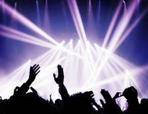 Концерт музыки Стоковые Изображения RF