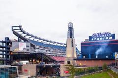 Концерт направления стадиона одного Gillette стоковое изображение
