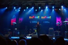 Концерт отверстия европейской столицы 2013 молодости Стоковые Фото