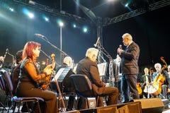 Концерт призрения для жертв Colectiv Стоковая Фотография RF