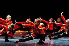 Концерт театра танца 'Kolibri', 17-ое января 2016 в Минске, Беларуси Стоковое Изображение RF
