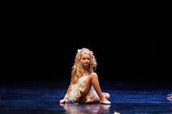 Концерт театра танца 'Kolibri', 17-ое января 2016 в Минске, Беларуси Стоковое Изображение