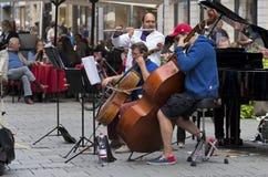 Концерт улицы Стоковое Изображение RF