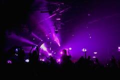 Концерт Стоковая Фотография RF