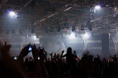 Концерт Стоковое Изображение RF