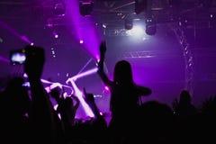 Концерт Стоковое Изображение
