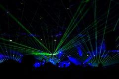 Концерт Стоковая Фотография