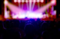 Концерт Стоковое фото RF