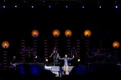 Концерт ` s Джесси j Стоковая Фотография