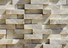Концы белизны покрашенной деревянными балками (дизайн фасада) Стоковая Фотография