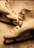 коньки льда Стоковая Фотография RF