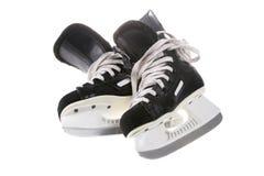 коньки хоккея Стоковое фото RF