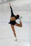 конькобежец итальянки льда чемпионата Стоковое Изображение RF