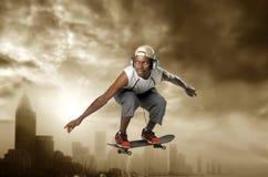 конькобежец Стоковые Изображения RF