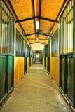 конюшни лошади Стоковое Изображение