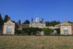 Конюшни на Felbrigg Hall стоковое изображение rf