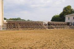 конюшни части Стоковая Фотография