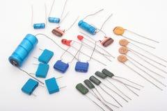 конденсаторы Стоковая Фотография RF