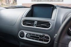 Кондиционер воздуха в автомобиле Стоковая Фотография