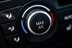 Кондиционирование воздуха автомобиля Стоковое Изображение RF