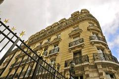 Кондоминиум Парижа Стоковые Изображения RF