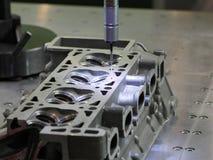 Координированная измеряя машина Стоковое фото RF