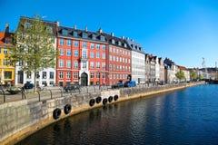 Копенгаген, Дания Стоковое фото RF