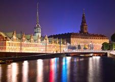 Копенгаген Дания стоковые фото