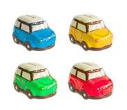 Копилка автомобиля цвета мини Стоковые Изображения RF