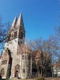 Коптск-правоверный St Antonius церков и St Shenouda Стоковая Фотография RF