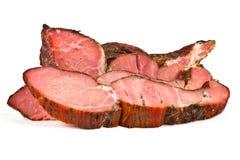 Копченое мясо стоковые изображения rf