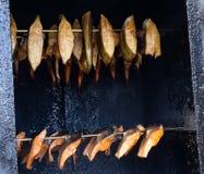 Копченые рыбы стоковые фотографии rf